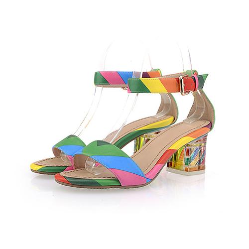 Босоножки Colorful Sandals