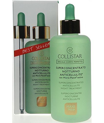 Collistar  Superconcentrated Anticellulite Night Treatment