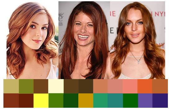 какой оттенок волос когда кожа желтоватого цвета домашних условиях