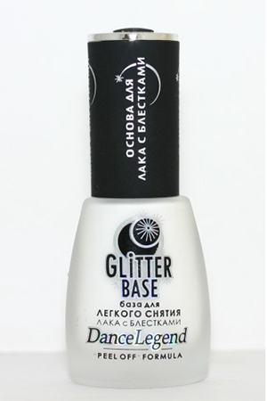 я Dance Legend Glitter Base Peel Off Formula