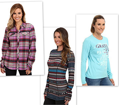 Рубашки с zappos.com
