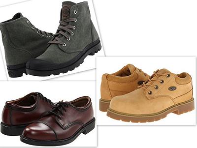 Ботинки с zappos.com