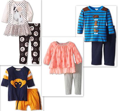 Детская одежда с 6pm.com