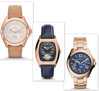 Мужские часы с fossil.com