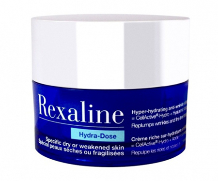 крем Rexaline сгиалуроновой кислотой