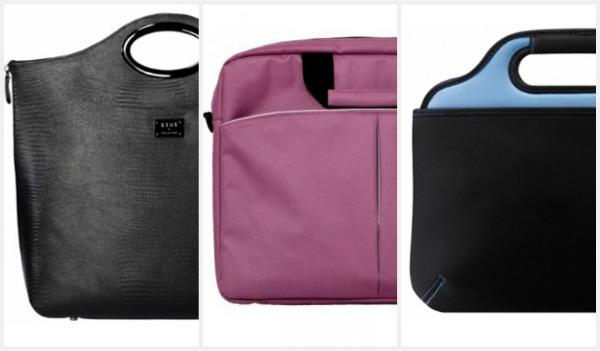 материалы сумок для ноутбуков