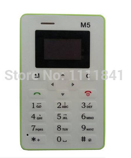 Миниатюрный телефон