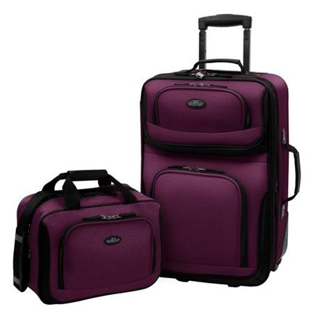 Набор из сумки и чемодана