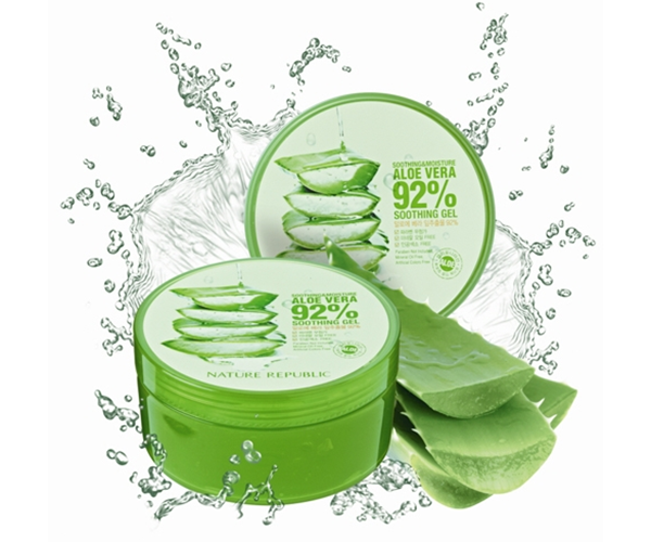 Гель с алоэ вера Nature Republic Soothing & Moisture Aloe Vera 92% Soothing Gel
