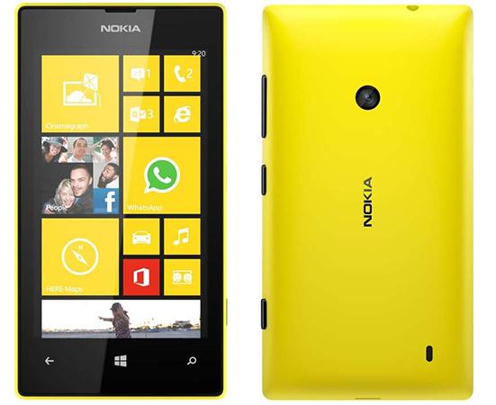 Nokia Lumia 520 8 Гб
