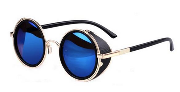 Мужские круглые очки