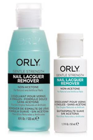 Orly Nail Laquer Remover Non-Acetone