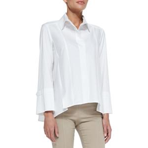 Рубашка с брюками-карго