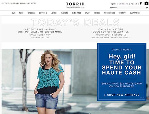 torrid.com
