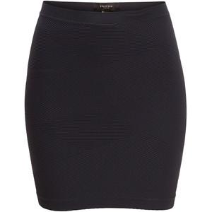 Темная юбка