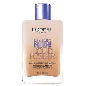 L'Oreal «Magic Nude Foundation»