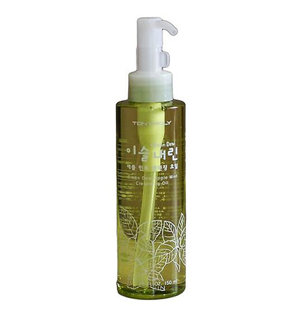 Tony Moly Clean Dew Apple Mint Cleansing Oil