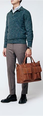 Мужская сумка Two-Ta
